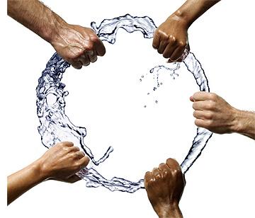 Waterring